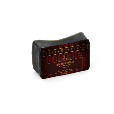 Shea Butter Soap Bar - Manly Man