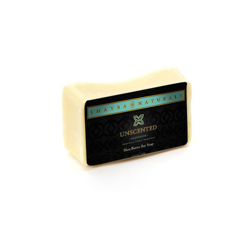 Shea Butter Soap Bar - Unscented