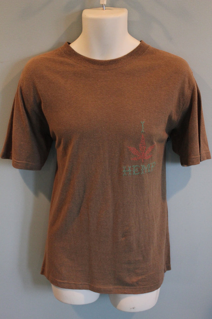 I Leaf Hemp Shirt by Satori Movement