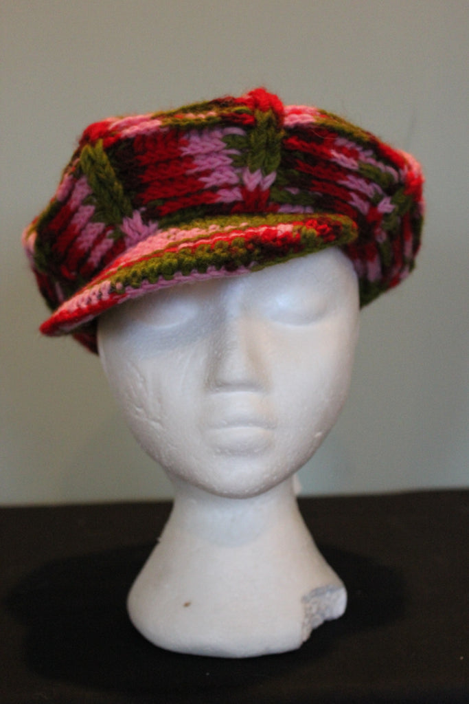 Rosie Hat- Fair Trade from Nepal