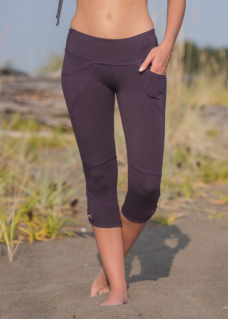 Lotus Leggings by Nomads Hempwear