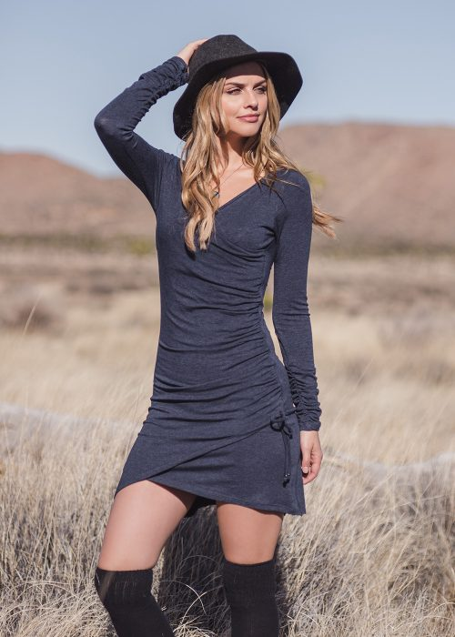 Nostalgia Dress by Nomads Hempwear