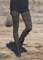 Spectrum Leggings by Nomads Hempwear