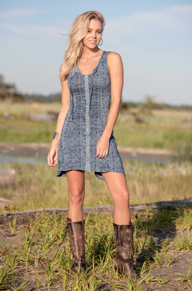 Cypress Dress By Nomads Hempwear