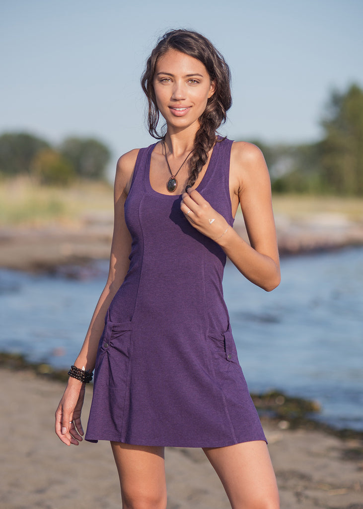 Wakiki Dress by Nomads Hempwear