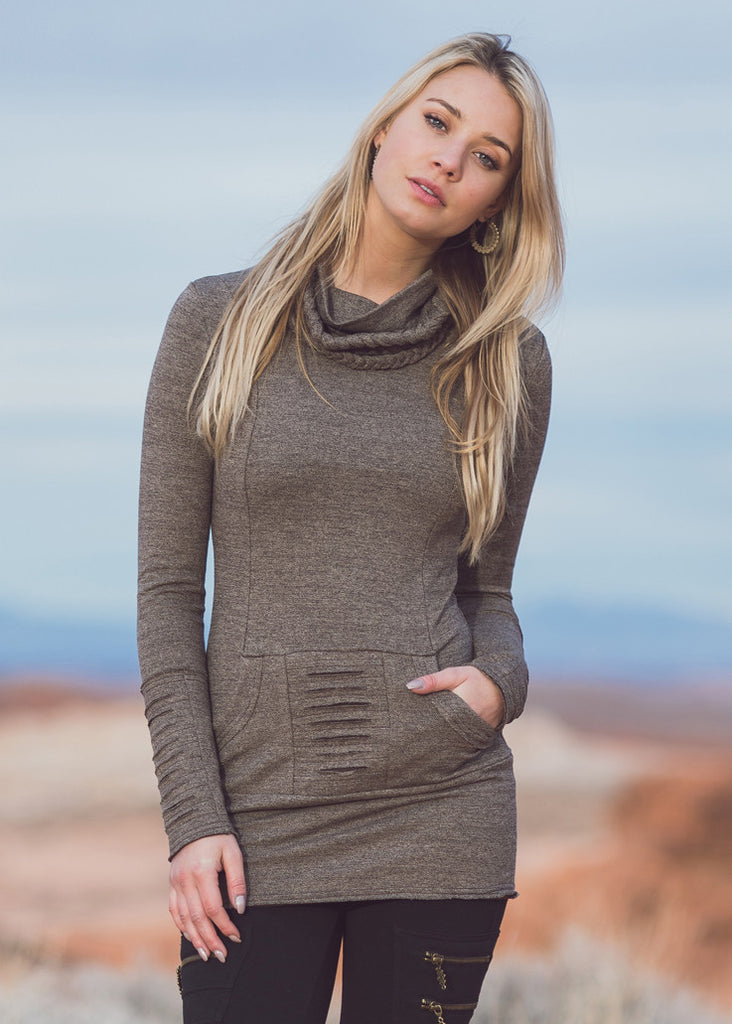 Ashram Sweater by Nomads Hempwear