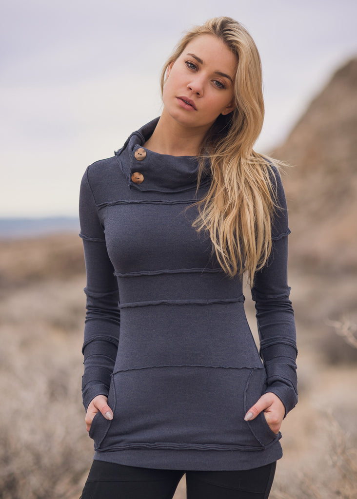 Sequoia Sweater by Nomads Hempwear