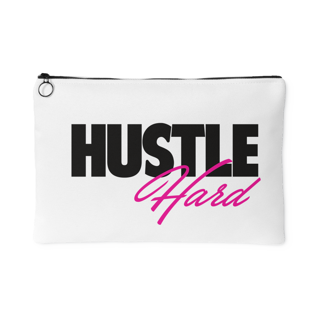Hustle Hard Makeup Bag