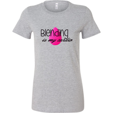 Blending is my Cardio T-shirt