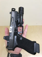 The Mayhem Syndicate Carry Compensator System w Barrel for G19/G17 Black Nitride