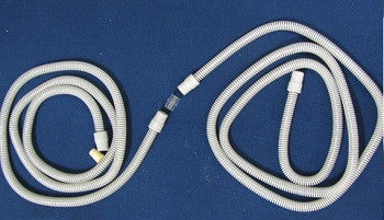 10 foot Extension hose and joiner for a longer feeder hose