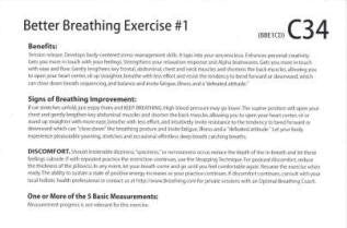 Better Breathing Execrise