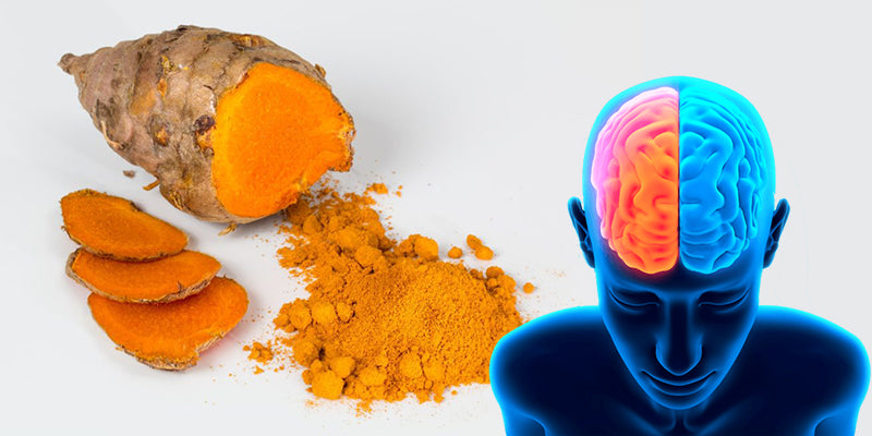 Turmeric can spice up your brain too!