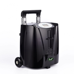 EWOT Portable Oxygen Concentrator 14lb - New, 3 Year Warranty - Breathing.com