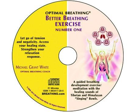 Better Breathing Exercise #1 (CD) - Breathing.com