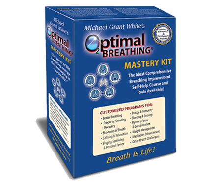 Optimal Breathing Self Mastery Kit