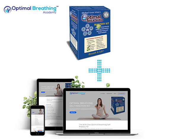 Optimal Breathing Self Mastery Kit with Digital Access - Breathing.com