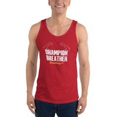 Unisex Jersey Tank - Champion Breather - Breathing.com