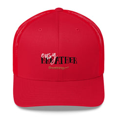 Retro Trucker Cap - Easy Breather - Breathing.com