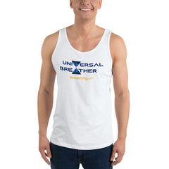 Unisex Jersey Tank - Universal Breather - Breathing.com