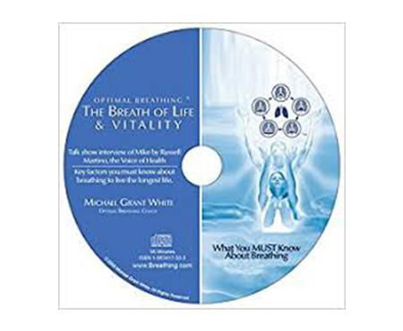 #170 The Breath of Life and Vitality (Download) - Breathing.com