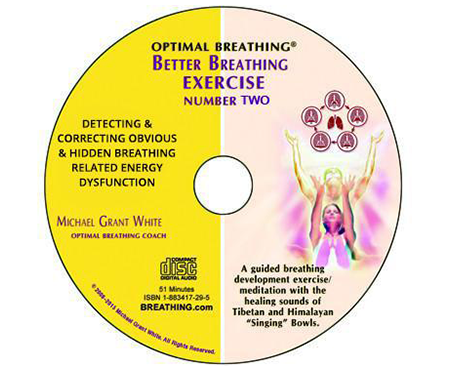 #174 Detecting & Correcting Obvious & Hidden Breathing Related Energy Dysfunction (CD) - Breathing.com