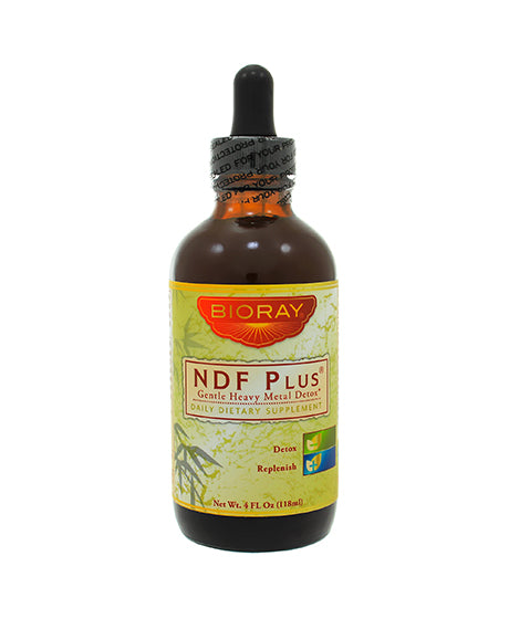 NDF-Plus Gentle Heavy Metal Detox 1 oz - Breathing.com