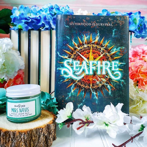 Seafire by Natalie C. Parker and Mors Navis Candle