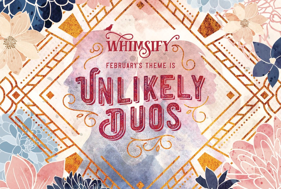FEBRUARY 'UNLIKELY DUOS' Single Purchase Box