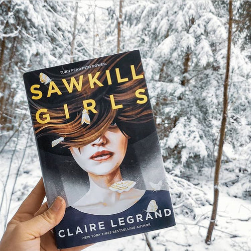 Sawkill Girls by Claire Legrand (SIGNED EDITION)