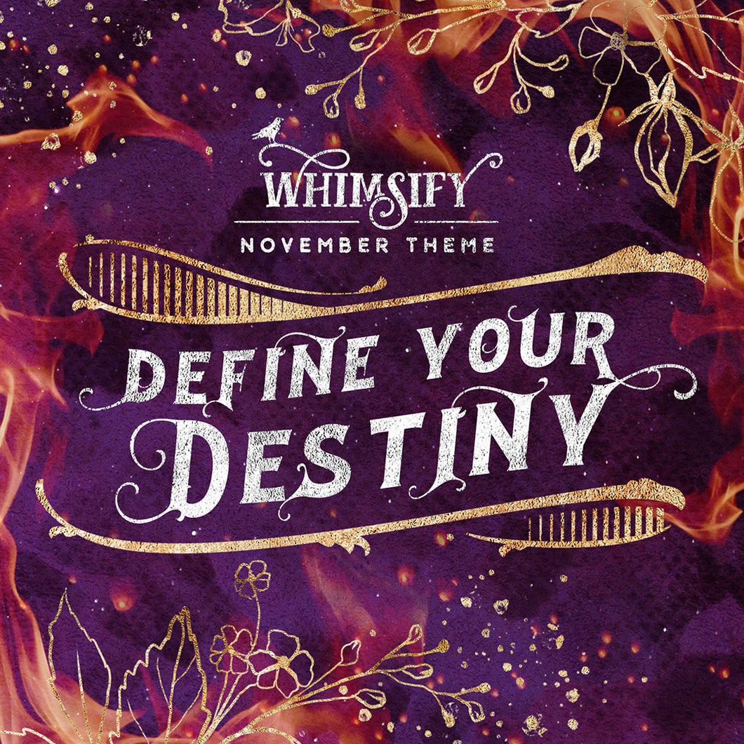 November 'Define Your Destiny' Box