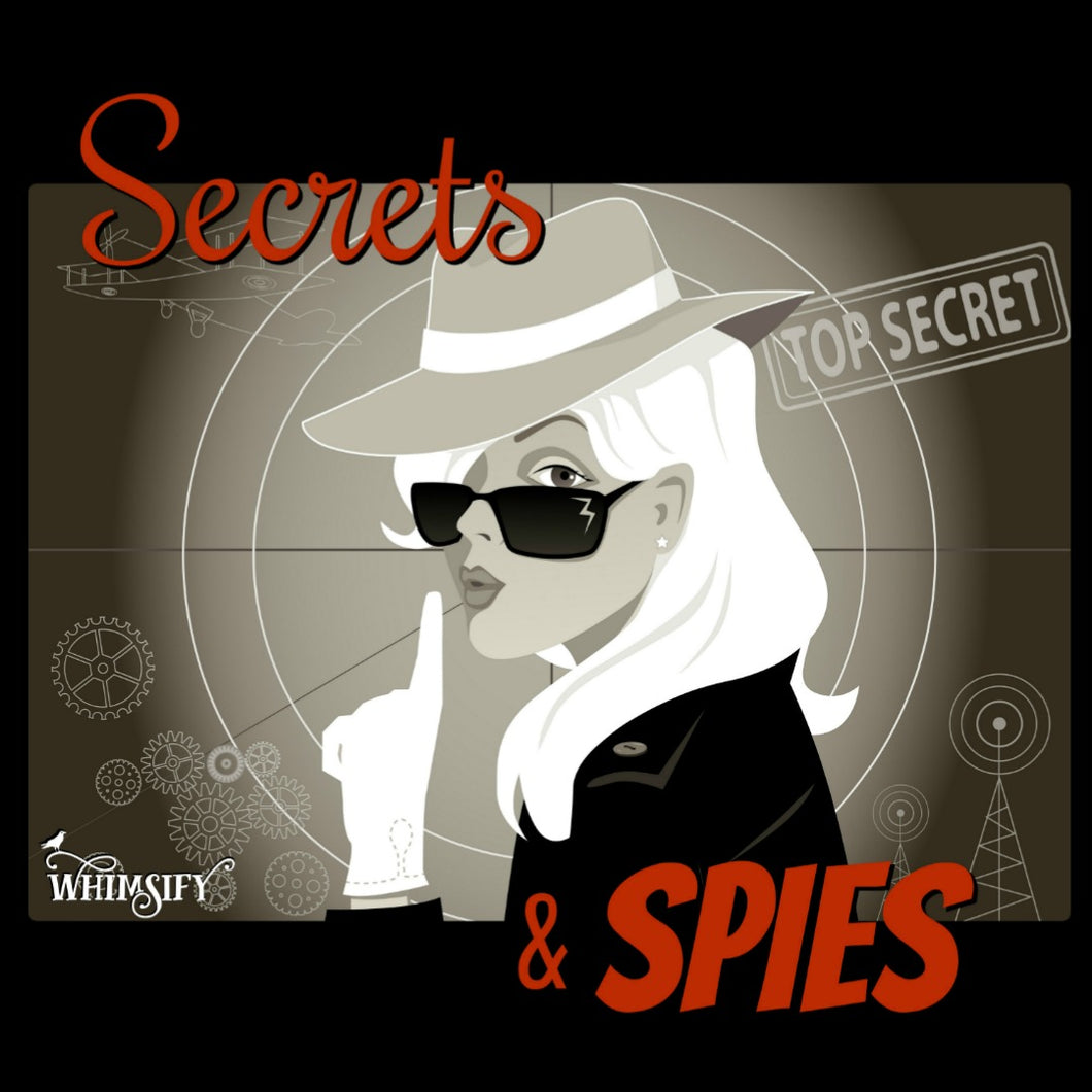 November 'Secrets & Spies' Box (One Time Purchase)