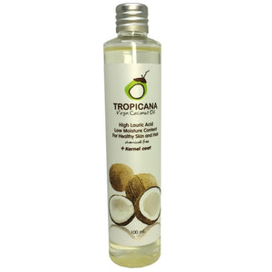 100% Organic Coconut Oil