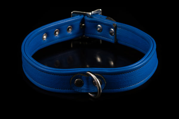 4425 Prismatic Leather Collar