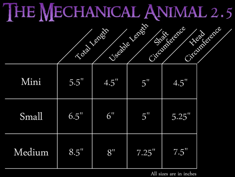 0F Archive - The Mechanical Animal 2.5