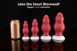 Black Friday Jake the Stout Werewolf - KnotPlug™ Series
