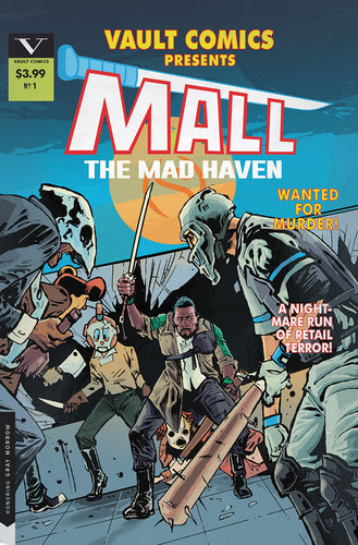 Mall, No. 01 (Vault Vintage cover)