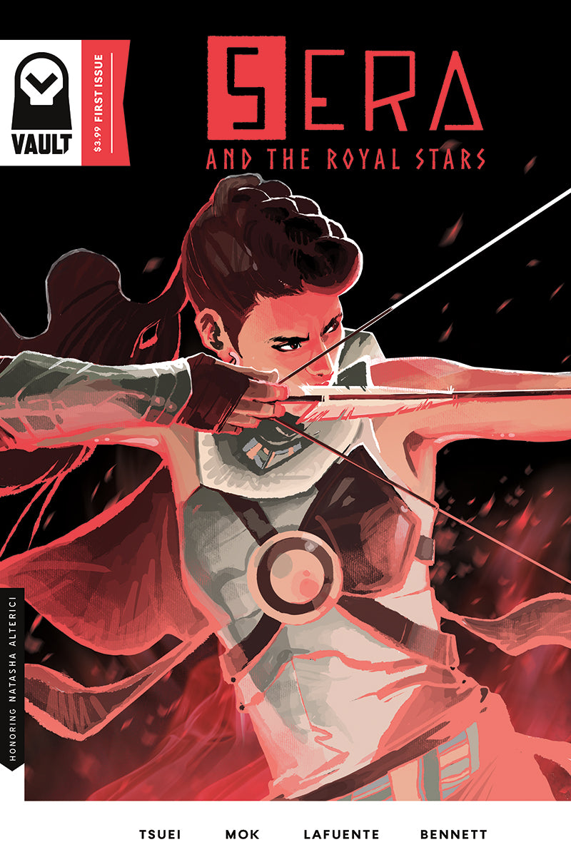 Sera and the Royal Stars, No.1 (Vault Vintage cover)