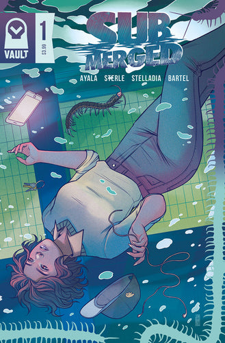 Submerged, No. 01 (Bartel/Farrell cover)