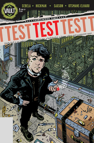 Test, No. 1 (Vault Vintage cover)