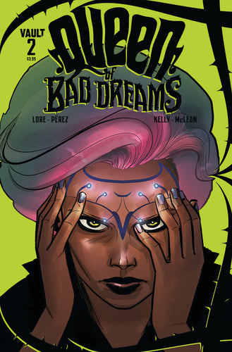 Queen of Bad Dreams, No. 2 (Pérez Cover)
