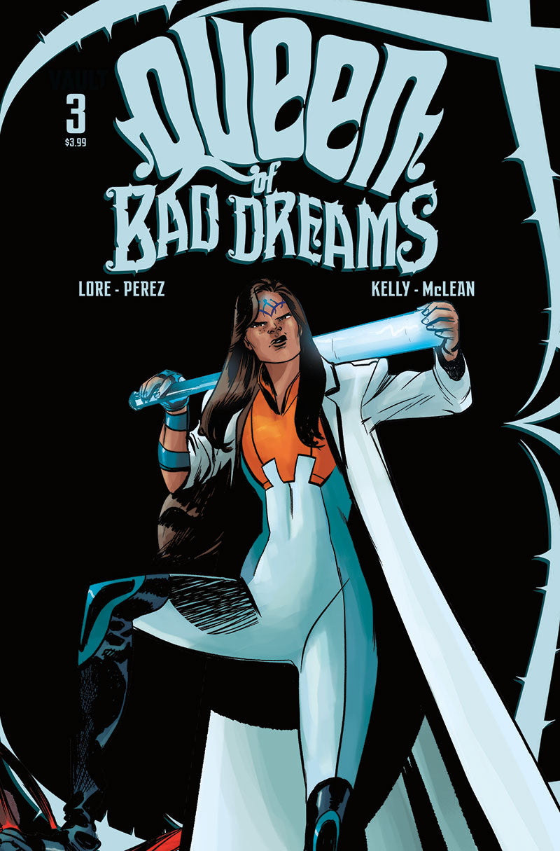 Queen of Bad Dreams, No. 3 (Pérez Cover)