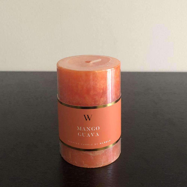 Scented Cylinder Candle | Decorator Accents | The Design Store NZ