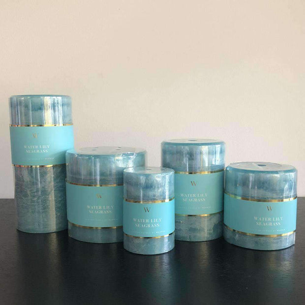 Scented Cylinder Candle | Candles | The Design Store NZ