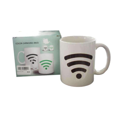 Mark Mug Wifi | Mugs | The Design Store NZ