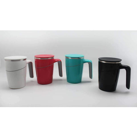 Suction Mug Assorted Colour | Travel Mugs | The Design Store NZ