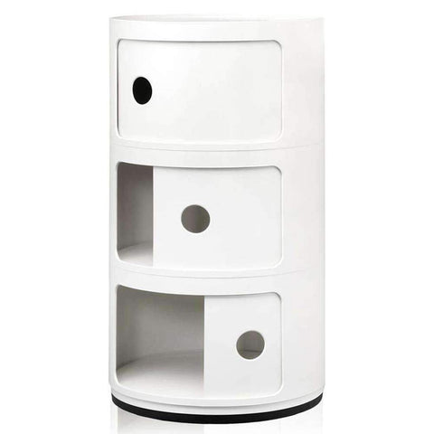 Tivoli 3 Tier Unit | Side Tables | The Design Store NZ
