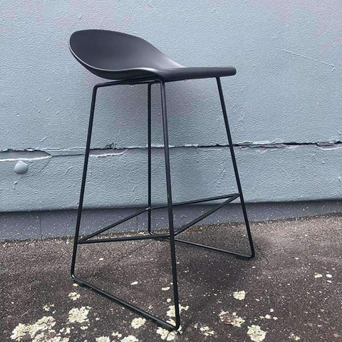 PRE ORDER Lyon Barstool Black | Barstools | The Design Store NZ