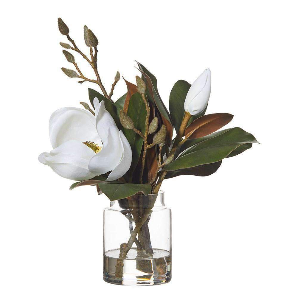 Magnolia Pail Vase | Faux Flowers and Plants | The Design Store NZ