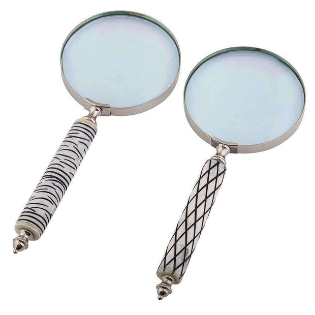 Modena Magnifying Glass Assorted Designs - The Design Store NZ